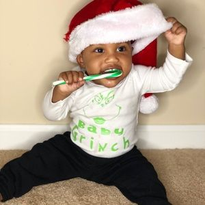 Other - Baby Grinch Onesie